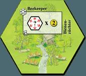 Board Game: Keyflower: Beekeeper