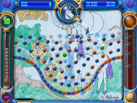 Video Game: Peggle Nights: Art Contest Pack