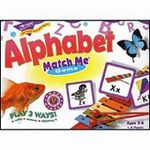 Board Game: Alphabet Match Me