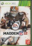 Video Game: Madden NFL 12