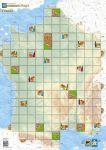 Board Game: Carcassonne Maps: France