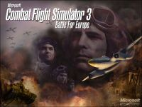 Video Game: Microsoft Combat Flight Simulator 3: Battle for Europe