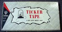 Board Game: Ticker Tape