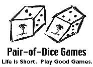 Board Game Publisher: Pair-of-Dice Games