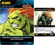 Board Game: CapCom Street Fighter Deck-Building Game: Blanka Promo