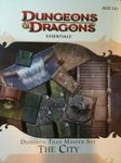RPG Item: Dungeon Tiles Master Set: The City