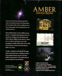 Video Game: AMBER: Journeys Beyond