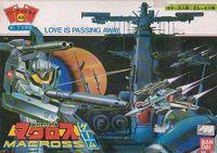 Board Game: Macross Game