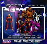 RPG Item: Space Supers #13: The Zeta Men