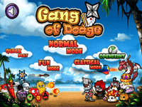 Video Game: Gang of Dodge