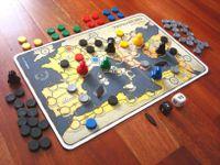 Board Game: Tetrarchia