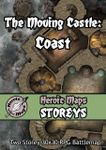 RPG Item: Heroic Maps Storeys: The Moving Castle: Coast