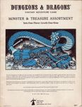 RPG Item: Monster and Treasure Assortment Sets One - Three
