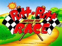 Video Game: Putt-Putt Enters the Race
