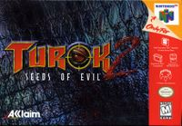 Video Game: Turok 2: Seeds of Evil