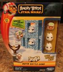 Board Game: Angry Birds: Star Wars – Jenga Hoth Battle Game