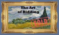 Board Game: The Art of Bidding