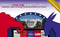 Board Game: Race for the White House