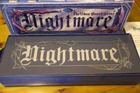 Board Game: Nightmare