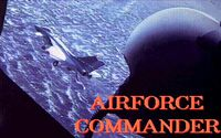 Video Game: Air Force Commander