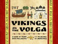 Board Game: Vikings on the Volga