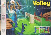 Board Game: Volley
