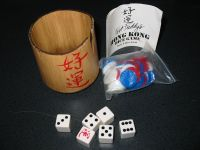 Board Game: Fast Freddy's Hong Kong Dice Game