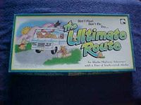 Board Game: The Ultimate Route