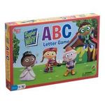 Board Game: Super WHY ABC Letter Game