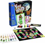 Board Game: You who?