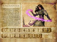 Board Game: Darkest Night: Enchanter Promo