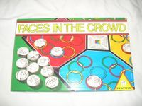Board Game: Faces in the Crowd