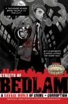 RPG Item: Streets of Bedlam: A Savage World of Crime + Corruption