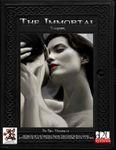 RPG Item: The Immortal: Vampires