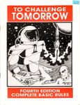 RPG Item: To Challenge Tomorrow (4th Edition)