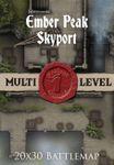 RPG Item: Ember Peak Skyport
