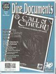 RPG Item: Dire Documents
