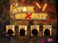 Video Game: Atom Grrrl!