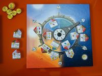 Board Game: Le Havre: The Inland Port