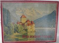 Board Game: Reise durch die Schweiz