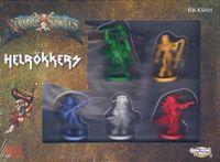 Board Game: Rum & Bones: Helrokkers