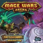Board Game: Mage Wars Arena: Battlegrounds Domination
