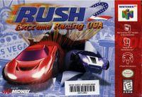 Video Game: Rush 2: Extreme Racing USA
