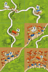 Board Game: Carcassonne: The Barber-Surgeons