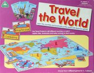 Board Game: Travel the World
