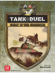 Board Game: Tank Duel: Enemy in the Crosshairs