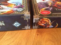Board Game: Talisman (Revised 4th Edition): The Dragon Expansion