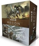 Board Game: MERCS: Recon – Assassination Protocol