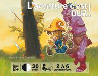 Board Game: L'Aventure c'est dur