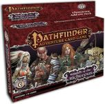 Board Game: Pathfinder Adventure Card Game: Wrath of the Righteous – Character Add-On Deck